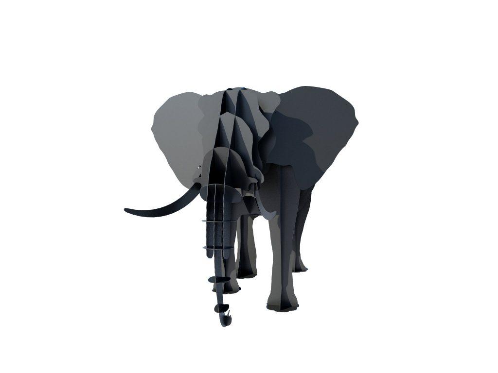 Мангал Слон